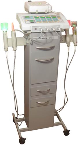 Полифактроный лазерный физиотерапевтический комплекс «Мустанг-Косметолог»