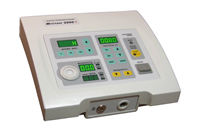 Аппарат лазерный терапевтический Мустанг-2000+. Блок базовый 1 канальный.
